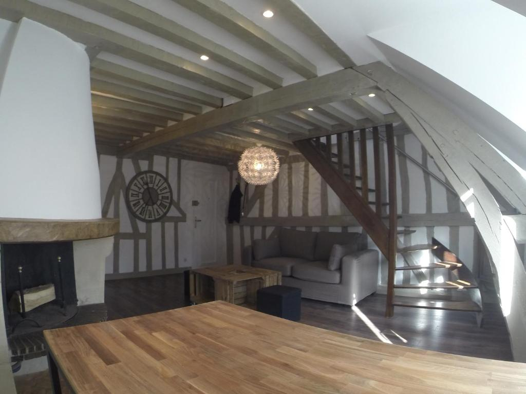 Apartment Le Duplex, Honfleur, France - Booking.com
