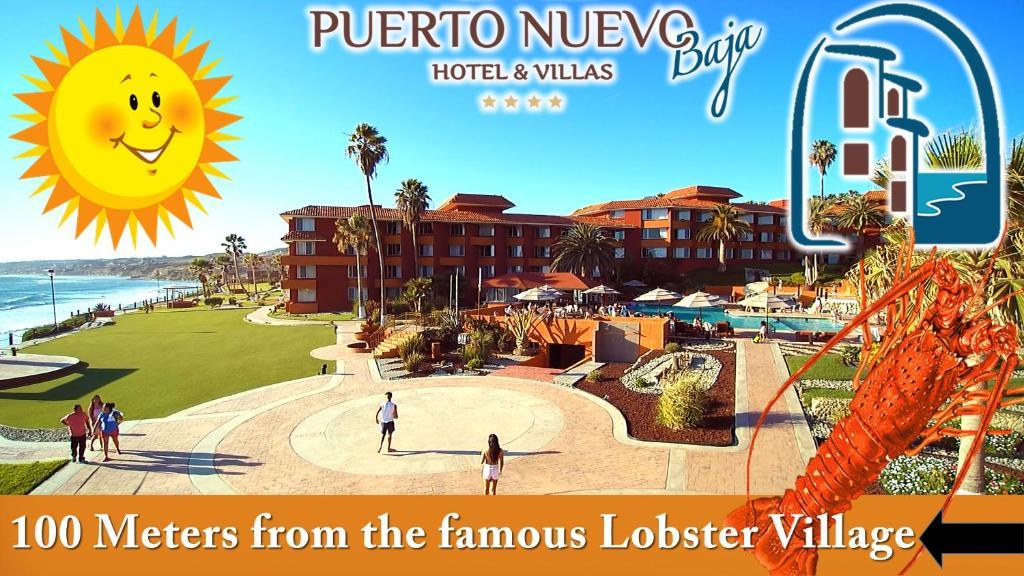 Puerto Nuevo Baja Hotel Villas Reserve Now Gallery Image Of This Property