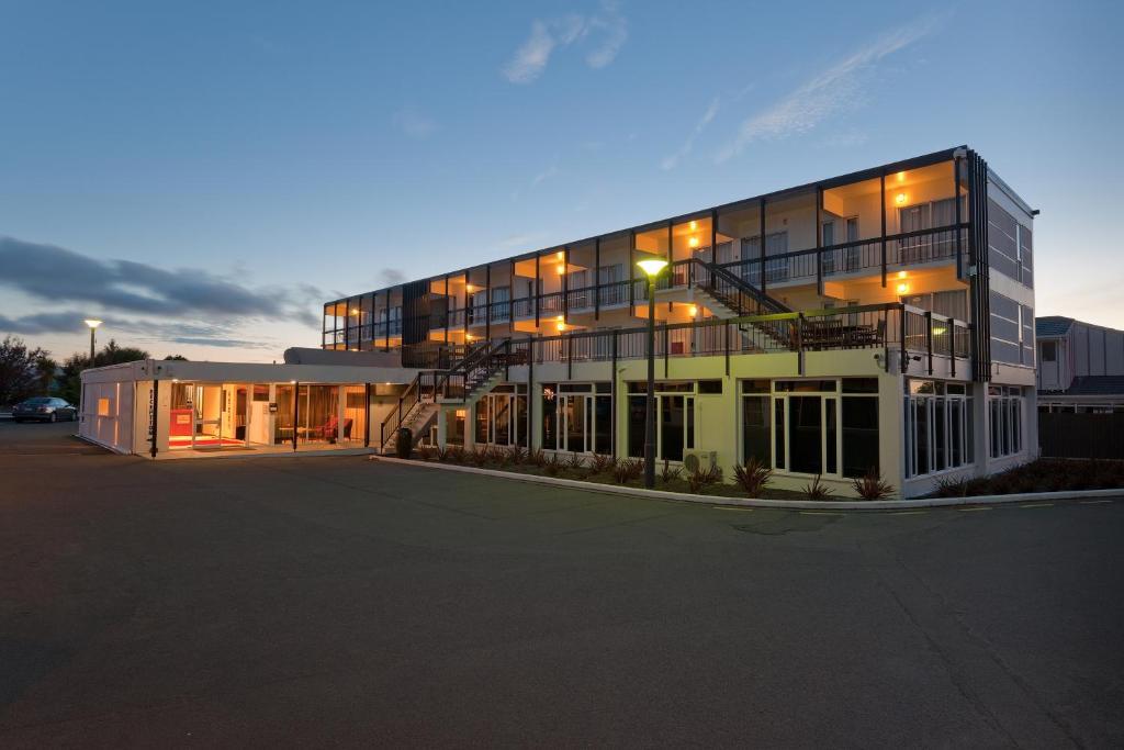 ザ アシュリー ホテル クライストチャーチ(The Ashley Hotel Christchurch)