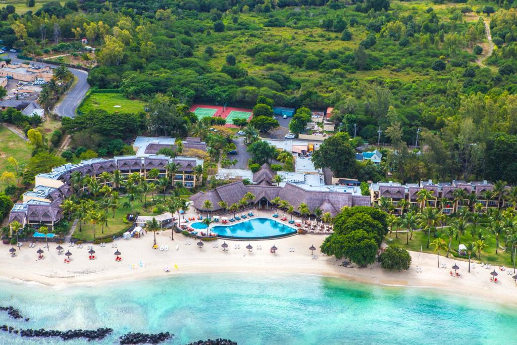 Vue panoramique sur l'établissement Sands Suites Resort & Spa