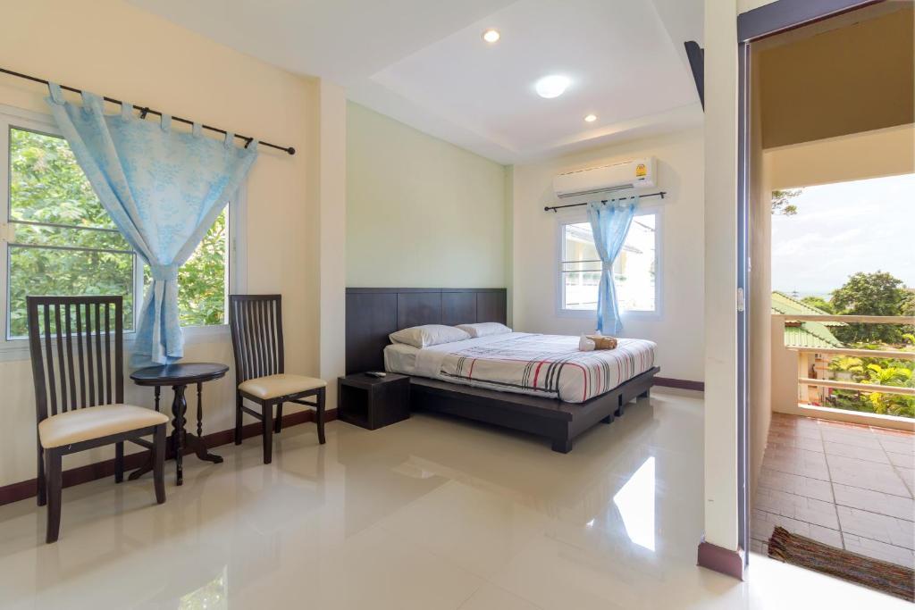 Apartments In Ban Lamai Koh Samui