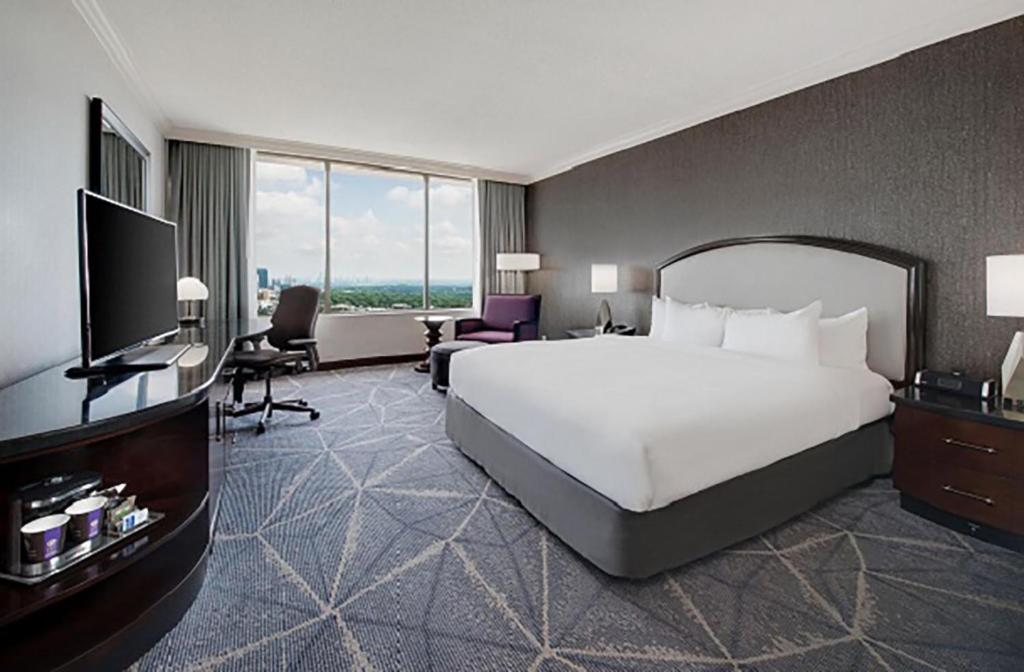 Hotel Hilton Atlanta Ga Booking Com