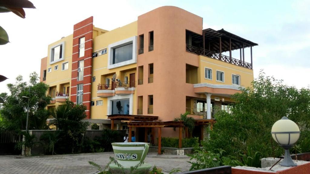 Le Cosmos Apart Hotel Gonaives Haiti Booking Com