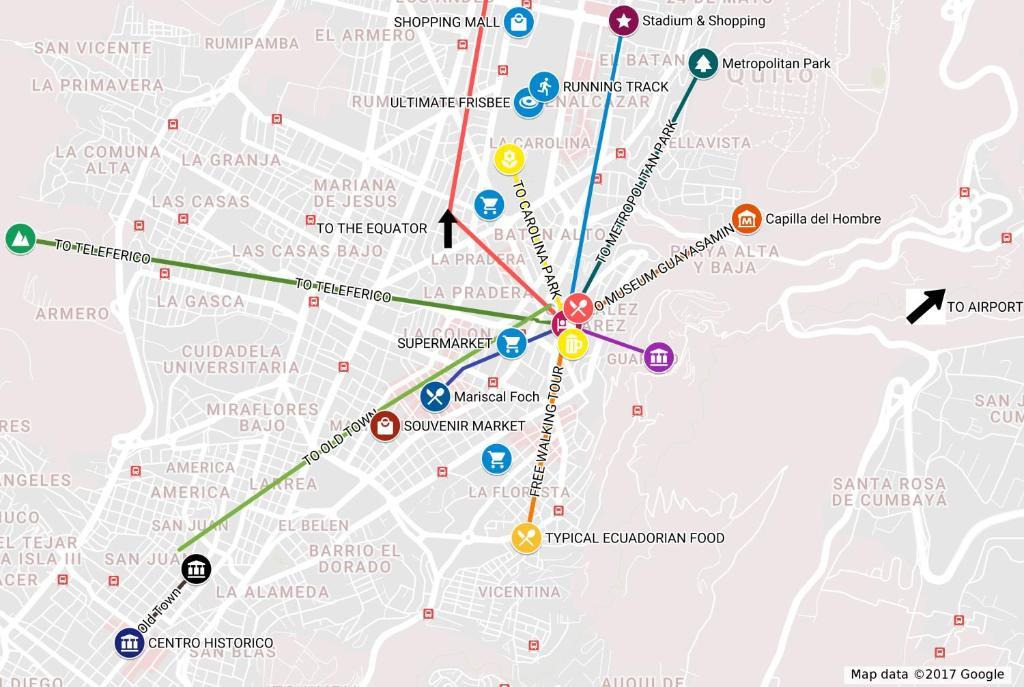 El Hostelito Quito Ecuador Bookingcom