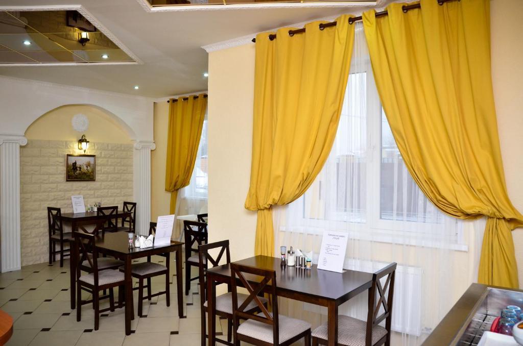 Ресторан / где поесть в Отель Александрия-Домодедово