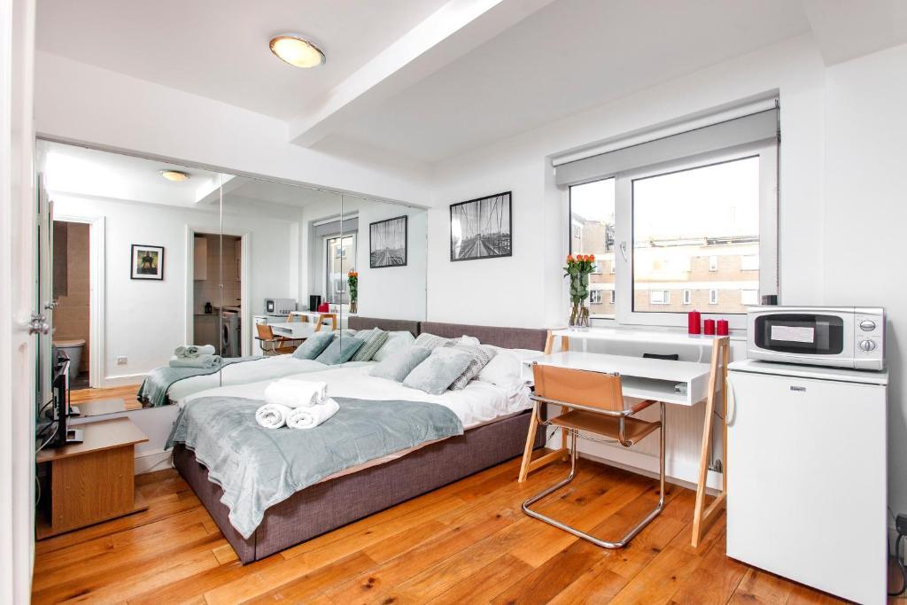 apartment purexperience chelsea studio flat london uk booking com