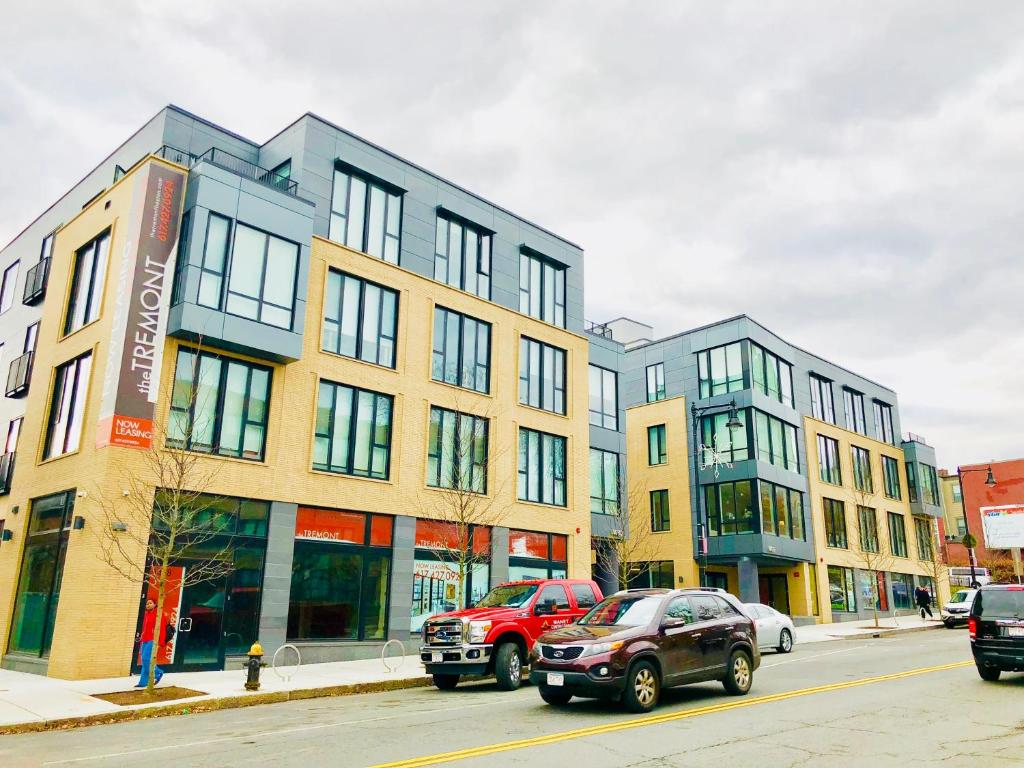 Apartments In Roxbury Crossing Massachusetts