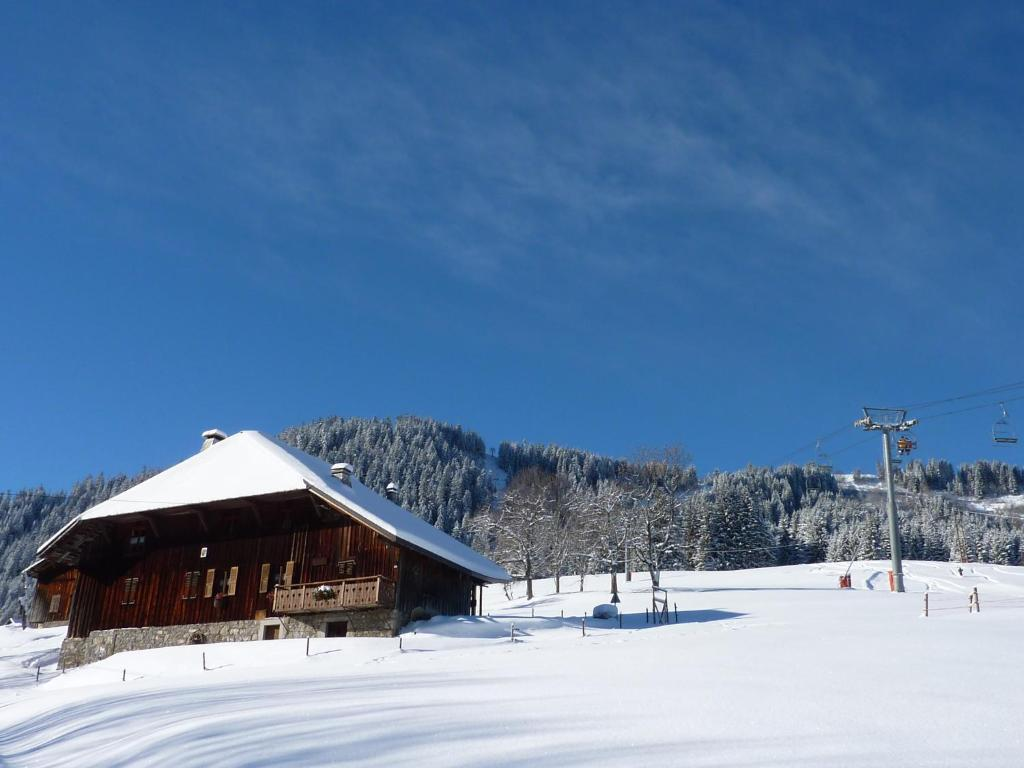 Chalet les fys france morzine for Reservation hotel gratuit france