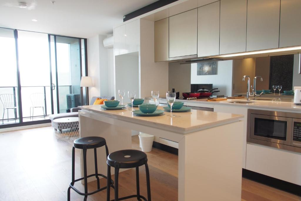 Dreamhome - Southern cross station service apartment, Melbourne ...