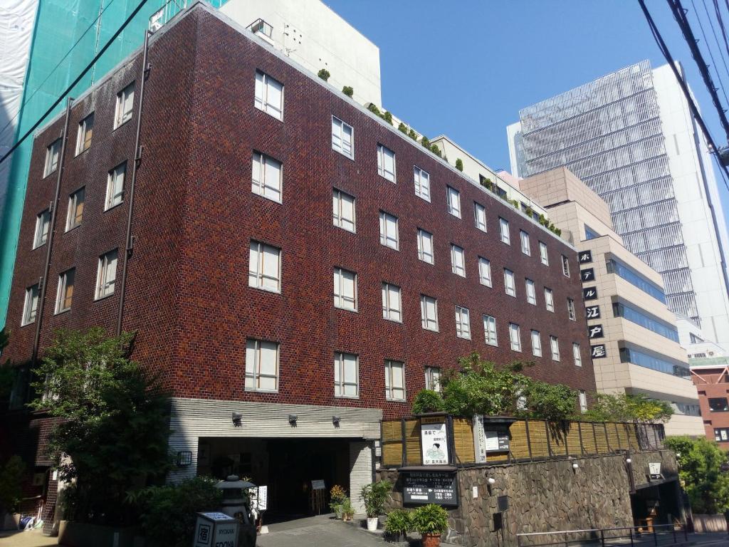 hotel edoya tokyo japan booking com rh booking com