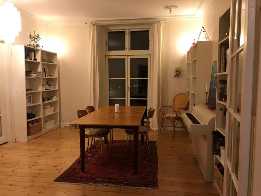 Apartment with Park view, Copenhagen, Denmark - Booking.com