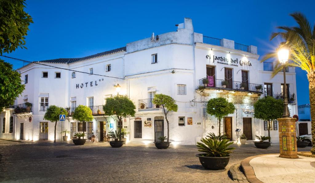 boutique hotels in vejer de la frontera  27
