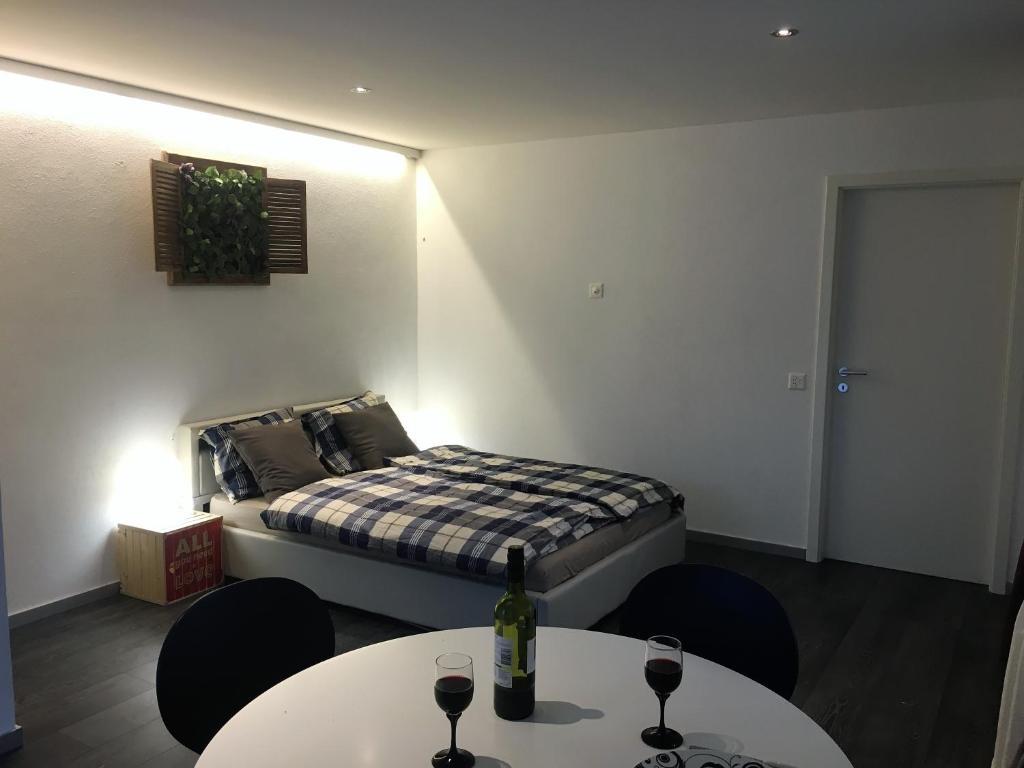 Bed & Breakfast Chambre d\'hôtes du Guéravet (Schweiz Grolley ...