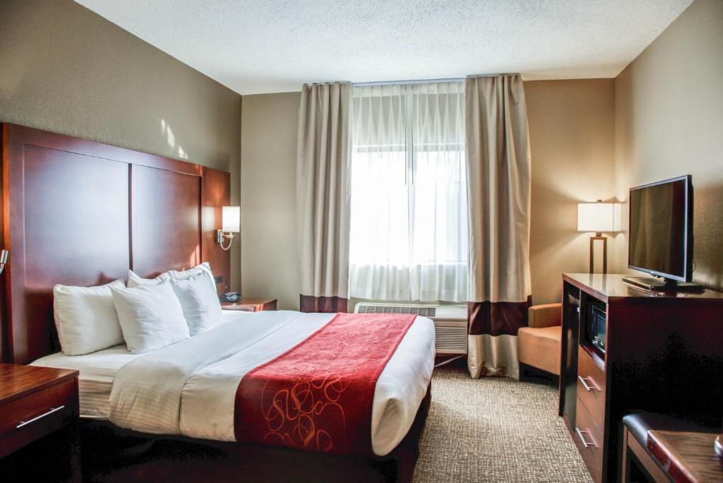 Comfort Suites Lombard/Addison, Lombard – Precios actualizados 2018