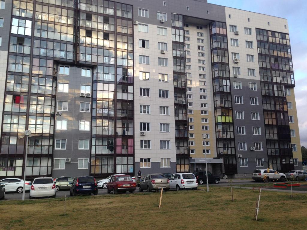Apartment on 40 Let Pobedy Tolyatti Russia Bookingcom