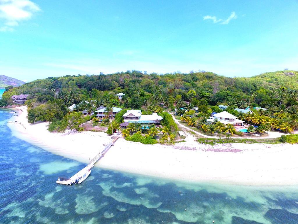 Villa De Cerf, Cerf Island, Seychelles