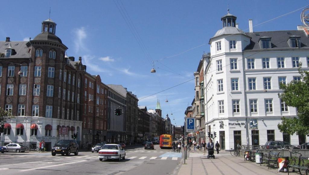 One-bedroom apartment in Copenhagen (Danmark København) - Booking.com