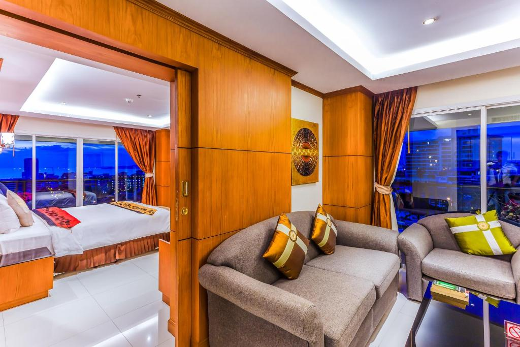best hotels in pattaya