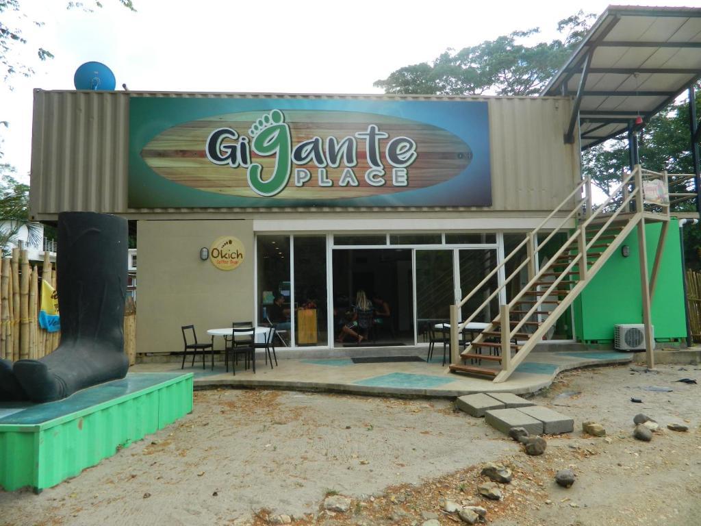 hostel gigante place, el gigante, nicaragua - booking
