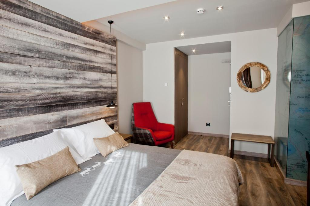boutique hotels huesca provinz  85
