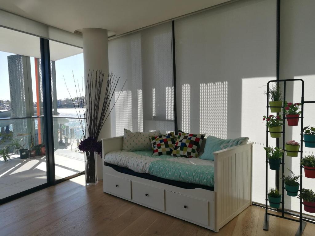 Barangaroo Waterview Luxury Apartment, Sydney - Updated ...