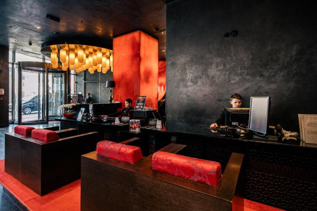 Buddha-Bar Hotel Budapest Klotild Palace, Budapest – Prezzi ...