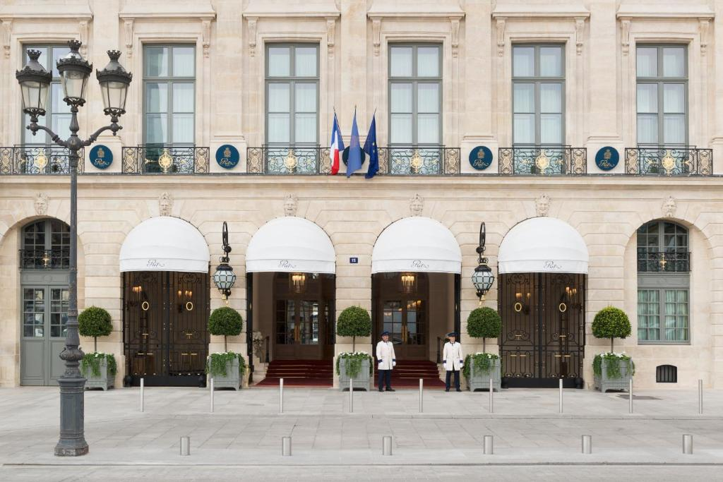 Hotel Ritz Paris France Booking Com