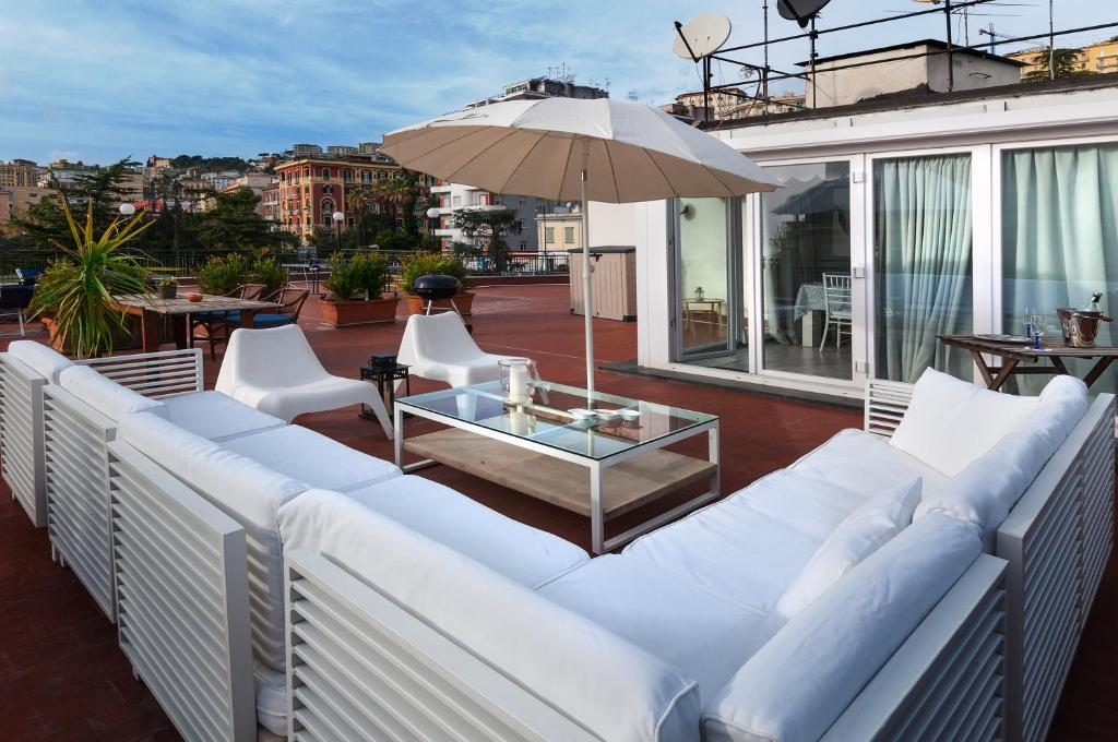 Vacation Home Attico al Centro di Napoli, Naples, Italy - Booking.com