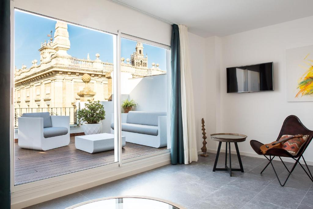 Puerta catedral indias lofts seville updated 2019 prices - Loft en sevilla ...