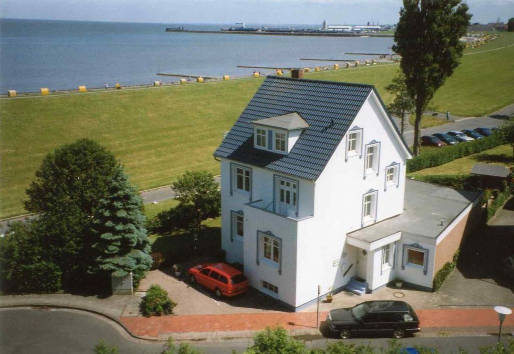 guesthouse haus am meer cuxhaven germany. Black Bedroom Furniture Sets. Home Design Ideas