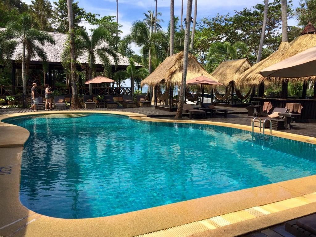 Koh Chang Thailand Map.Nirvana Resort Koh Chang Ko Chang Thailand Booking Com