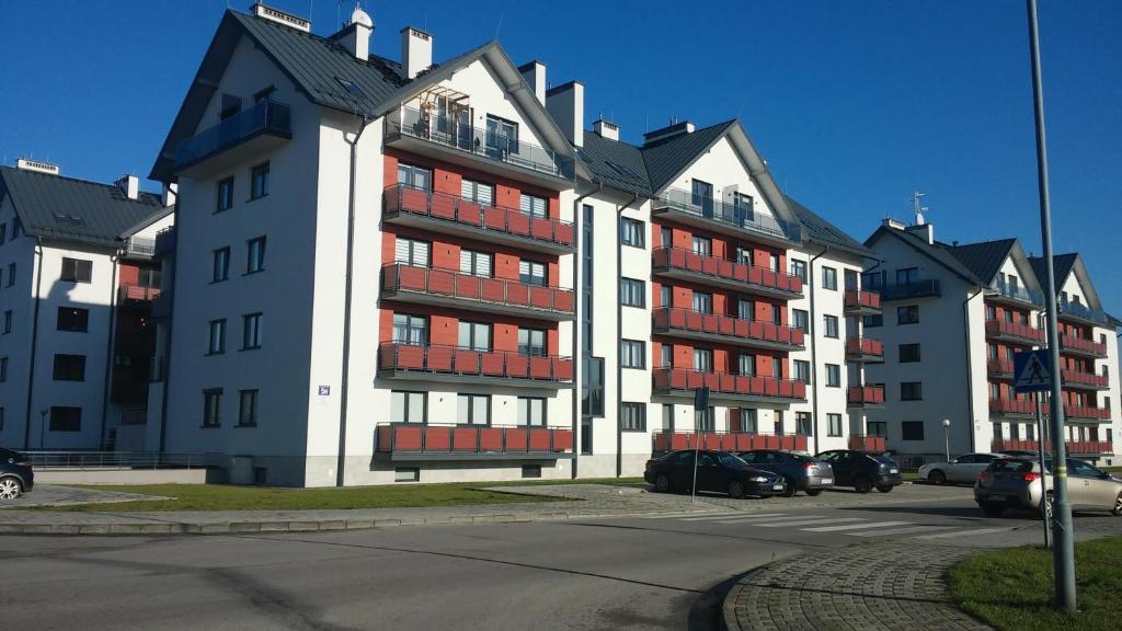 Apartament Mielec Poland Booking Com