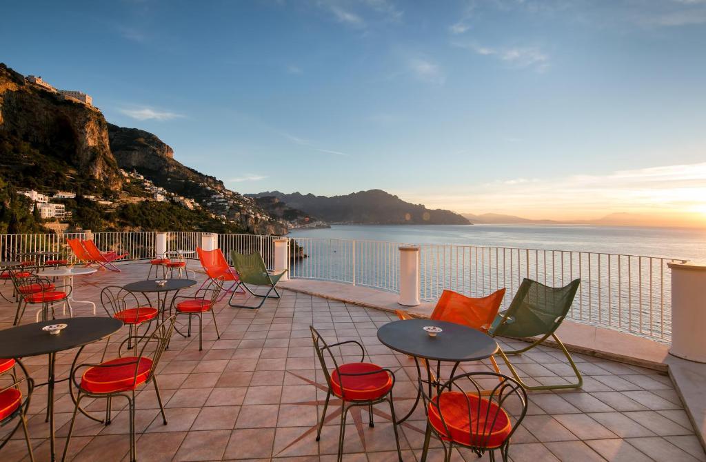 Hotel Le Terrazze (Italien Conca dei Marini) - Booking.com