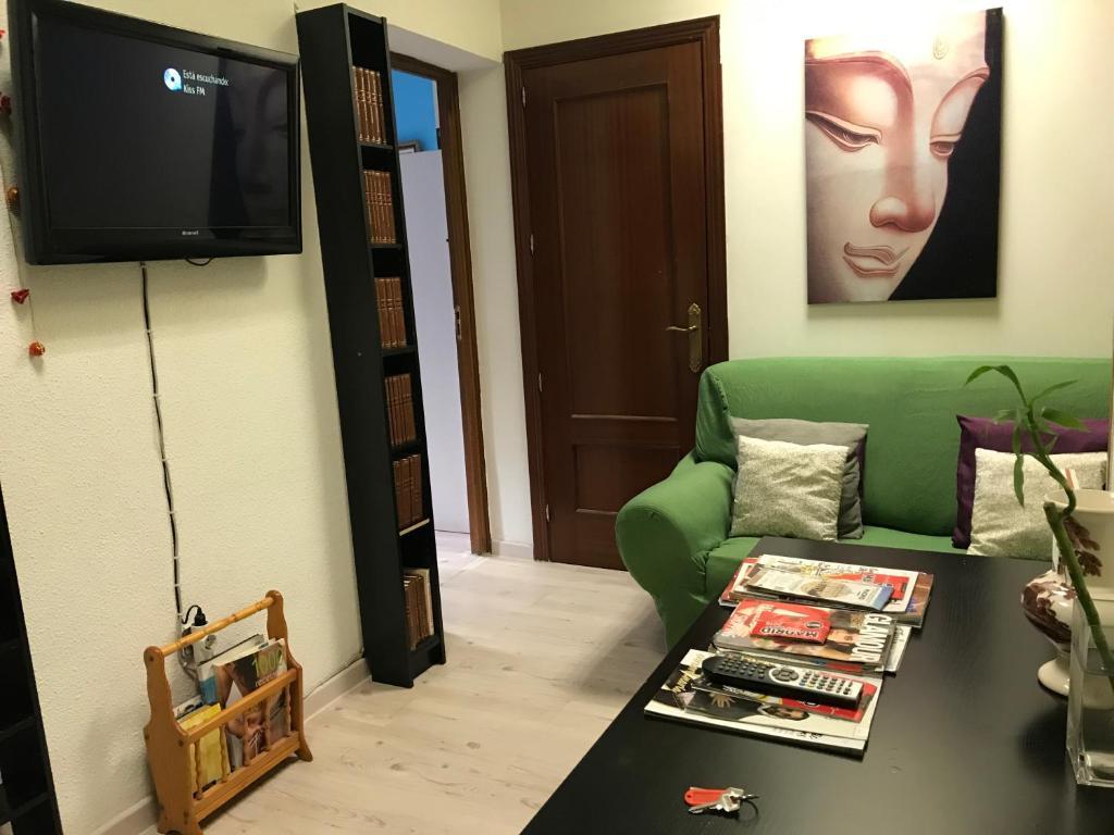 Apartamento Retiro Pac Fico Madrid Precios Actualizados 2018 # Muebles Getafe Avenida De Las Ciudades
