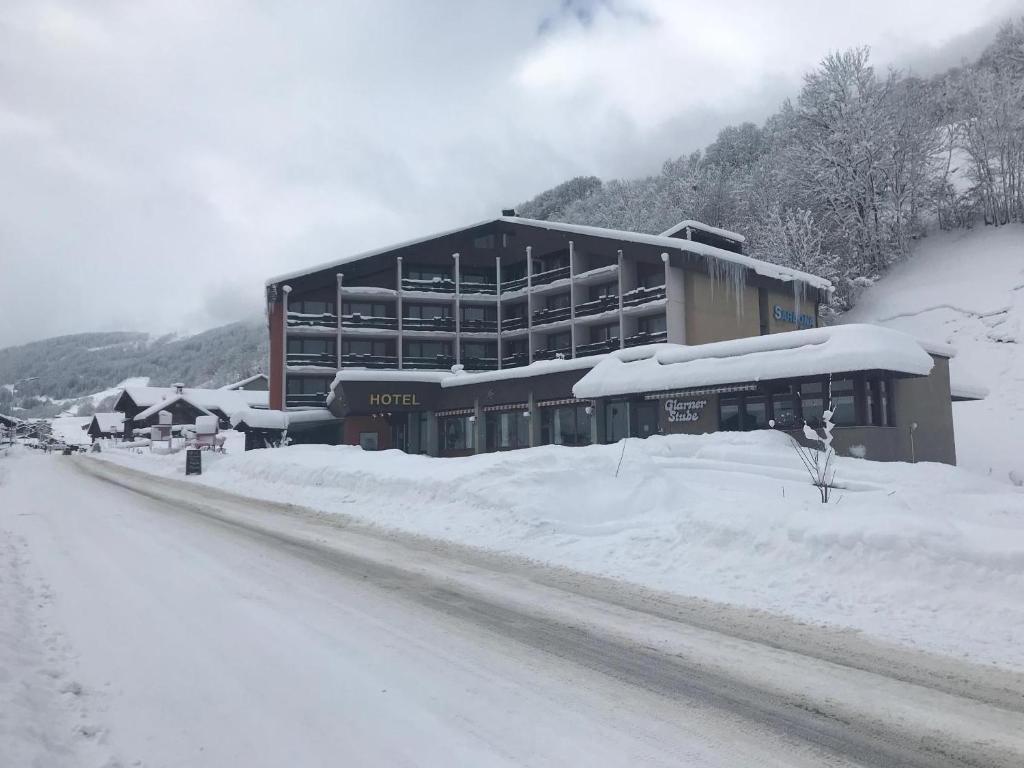 Hotel Sardona Elm Switzerland Bookingcom