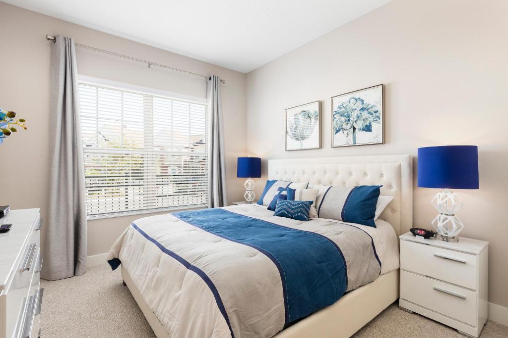 Summerville Resort Four Bedroom Townhome Sv116 Orlando Fl