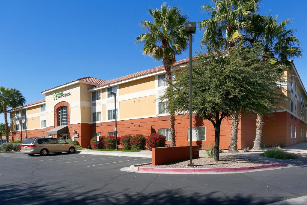 エクステンデット ステイ アメリカ フェニックス スコッツデール(Extended Stay America - Phoenix - Scottsdale)