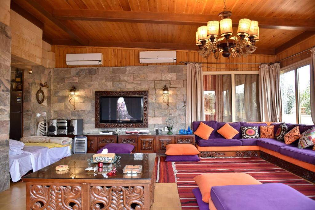 Apartment Cosy Roof Studio, Cairo, Egypt - Booking.com