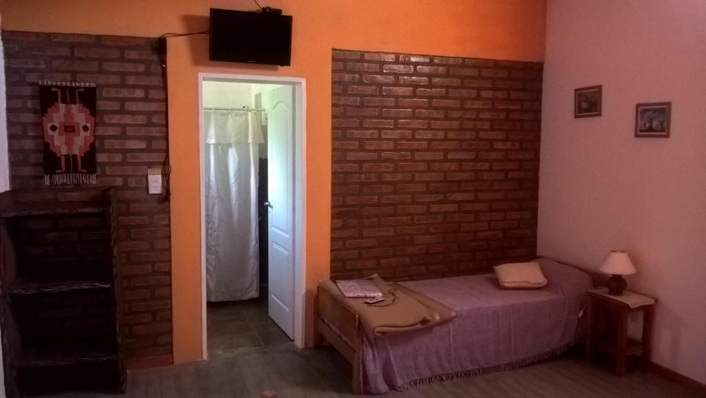 A bed or beds in a room at Nanchira