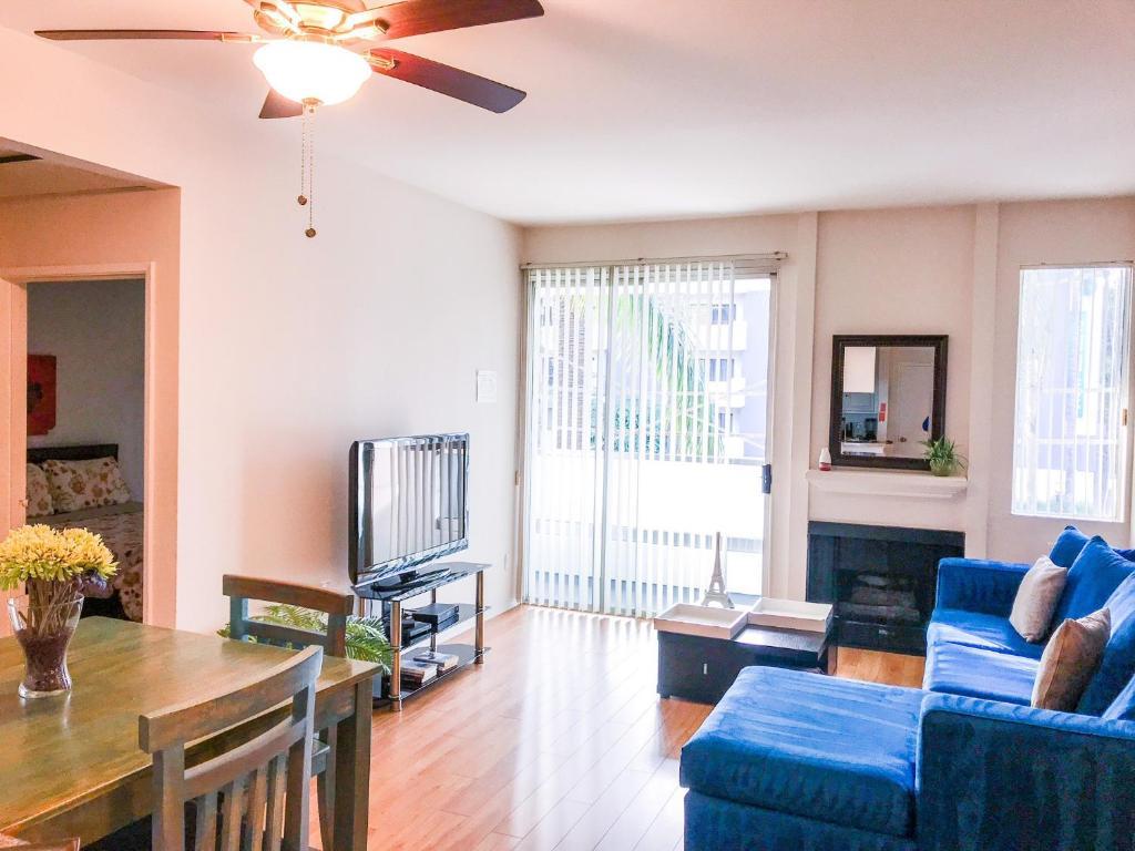 Apartment Celebrity City West Hollywood 2BDR/2BA, Los Angeles, CA ...