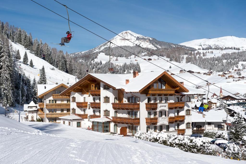 Savoy Dolomites Luxury & Spa Hotel, Selva di Val Gardena – Prezzi ...