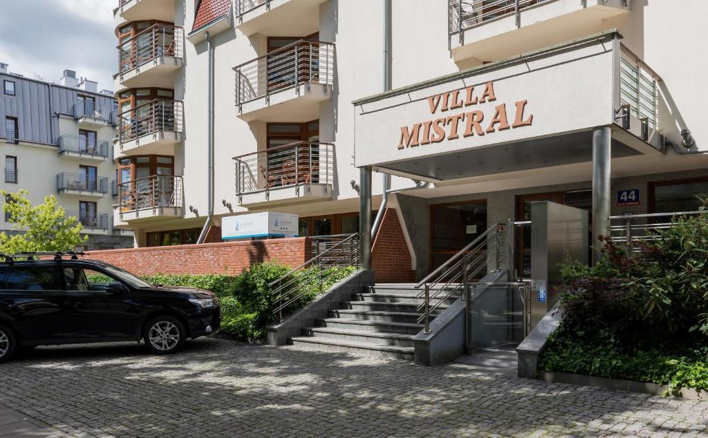 Apartamenty Laguna Villa Mistral Polen Swinoujscie Booking Com