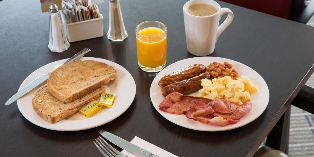 Holiday Inn Express Food Menu Southampton