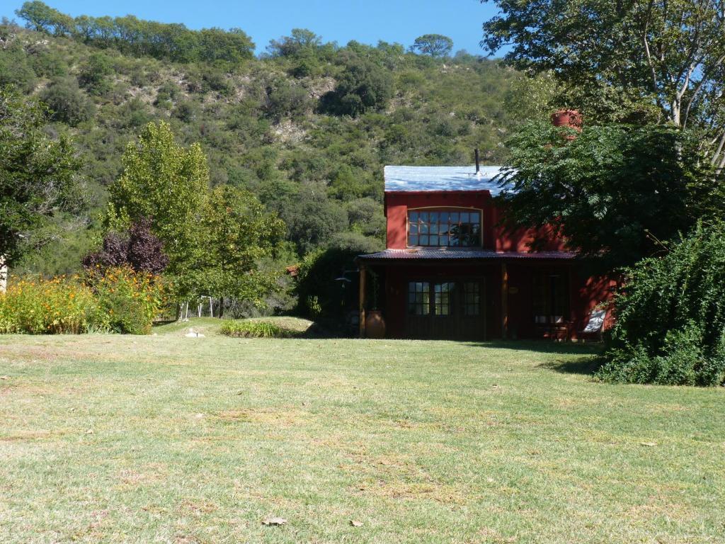 Las Lomas, Casa de Campo, Villa Cura Brochero, Argentina ...