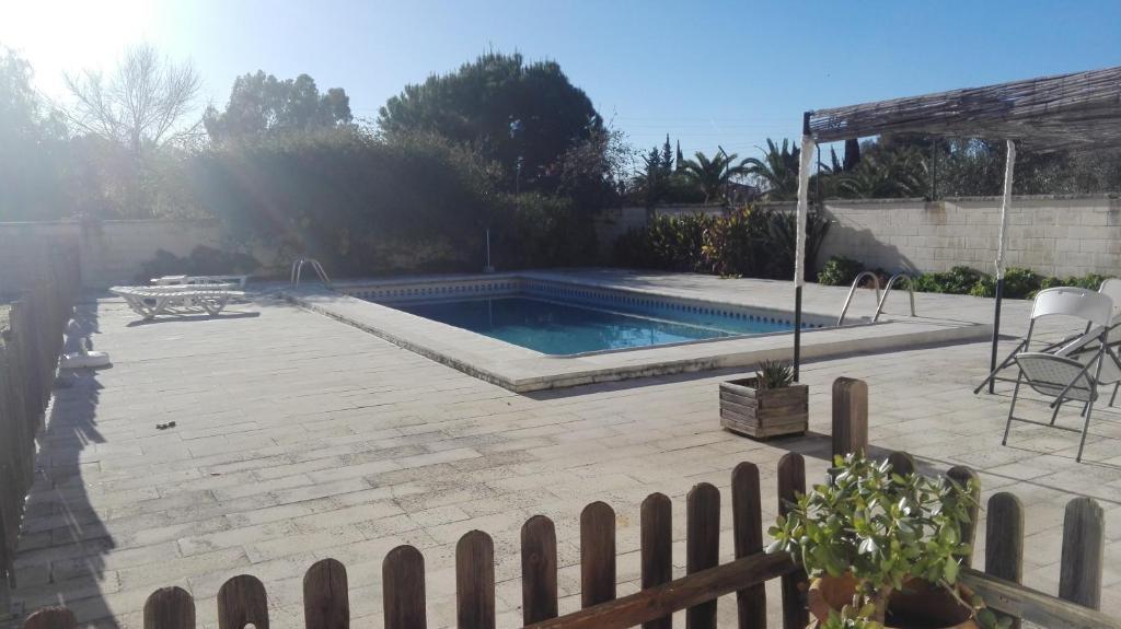 Casa de campo cerca Sevilla, Carmona, Spain - Booking.com