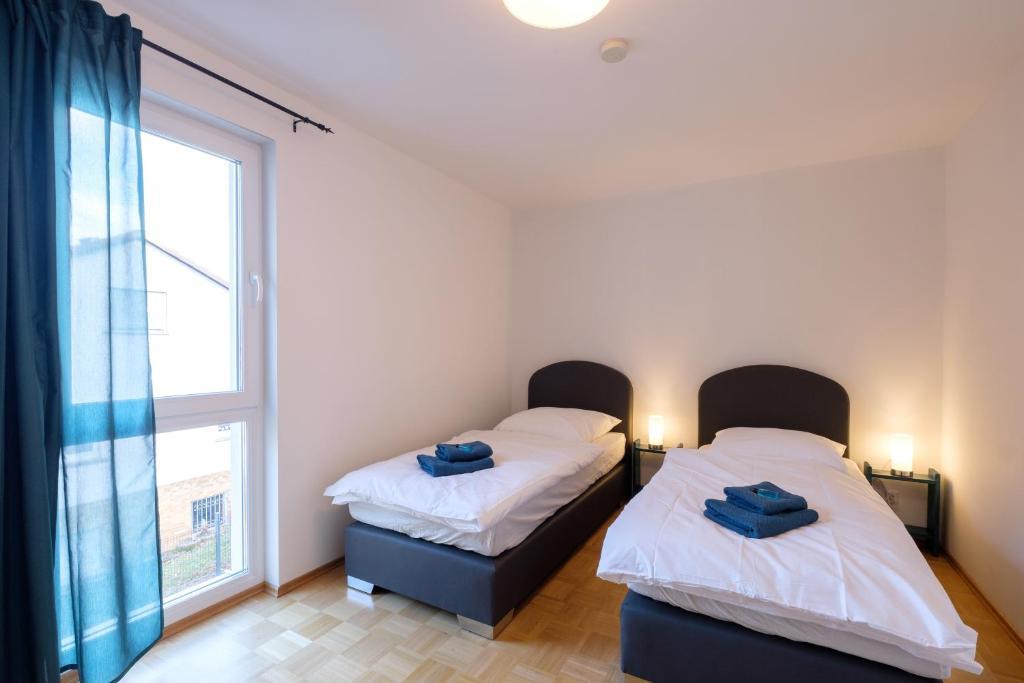Townus Apartments Wiesbaden Germany Booking Com