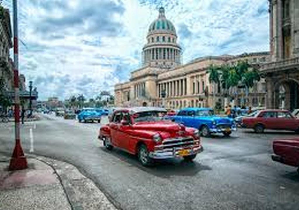 Apartments In Santos Suárez Ciudad De La Habana Province