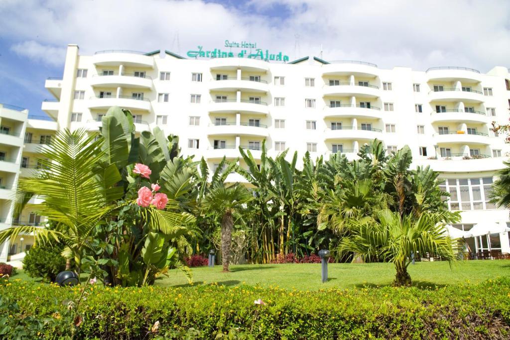 スイート ホテル ジャルディン ダジューダ(Suite Hotel Jardins Da Ajuda)