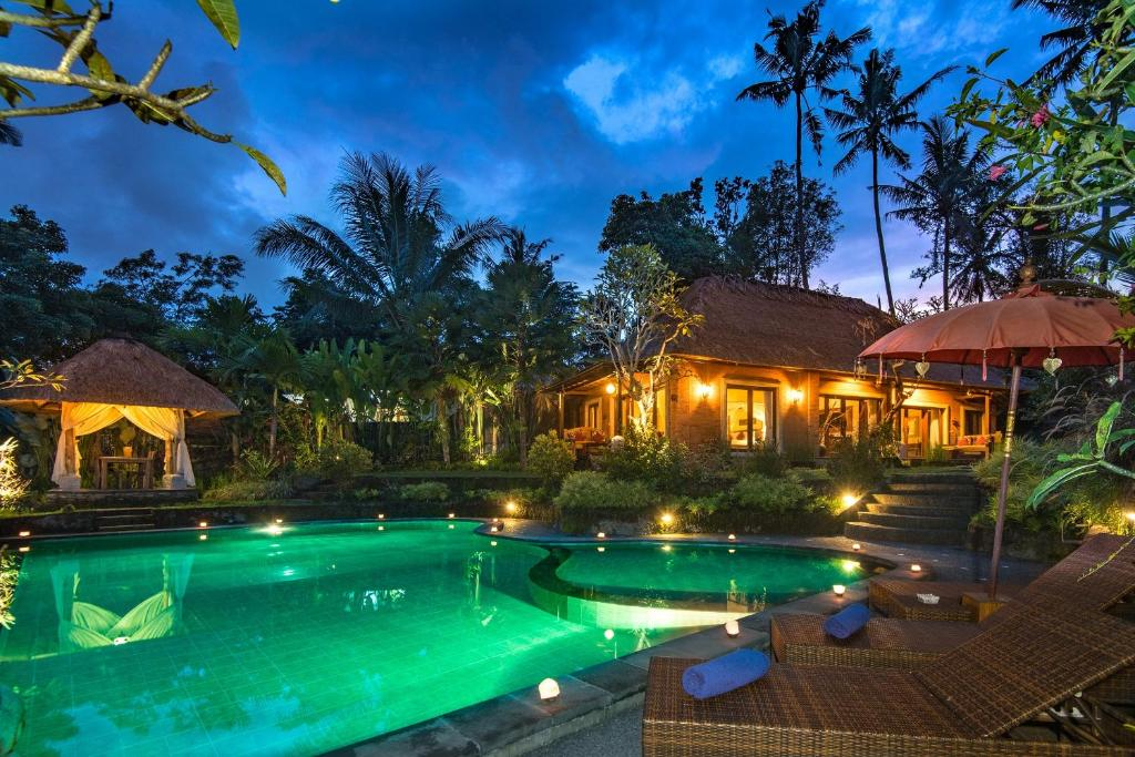 Bunut Garden Luxury Private Villa, Ubud, Indonesia - Booking.com