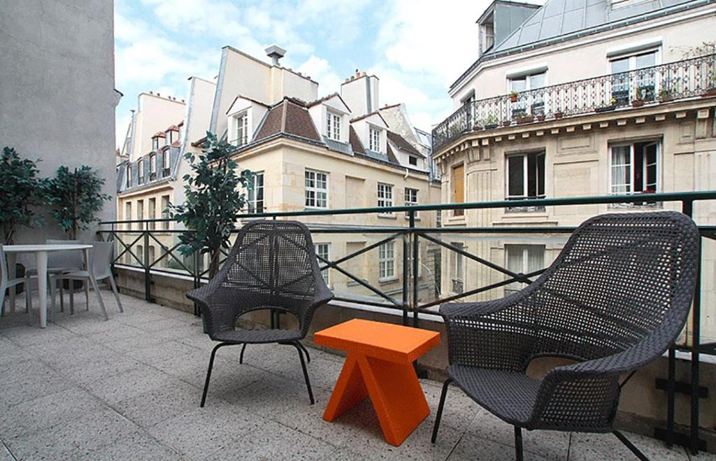 Apartments Paris Centre At Home Hotel Terrasse Marais France